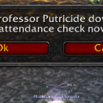 MRT - take guild attendance dialog